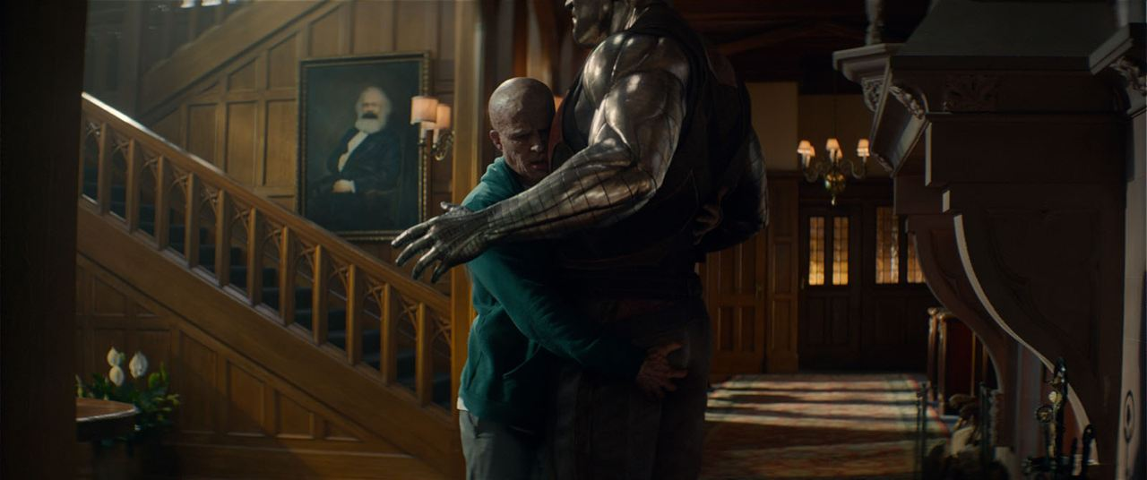 Deadpool 2 : Photo promotionnelle Ryan Reynolds