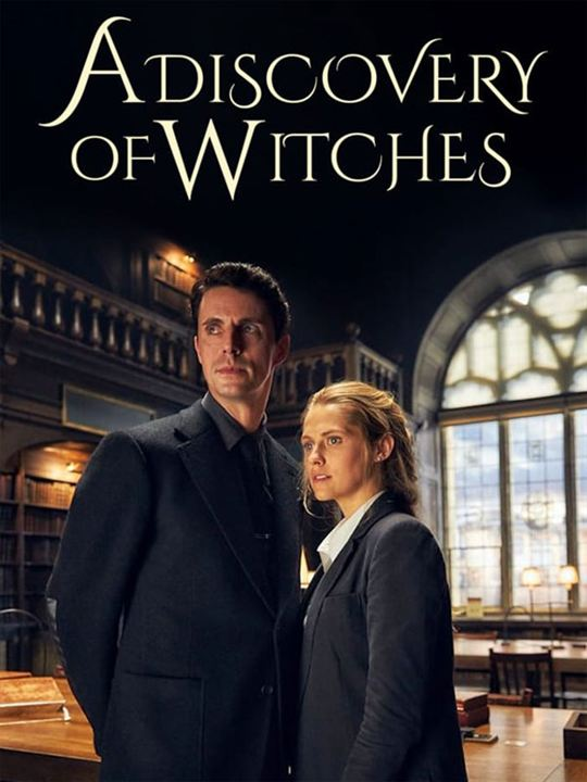 A Discovery Of Witches : Affiche