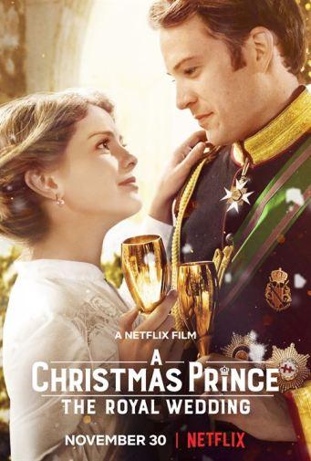 A Christmas Prince: The Royal Wedding : Affiche