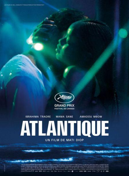 Atlantique : Affiche