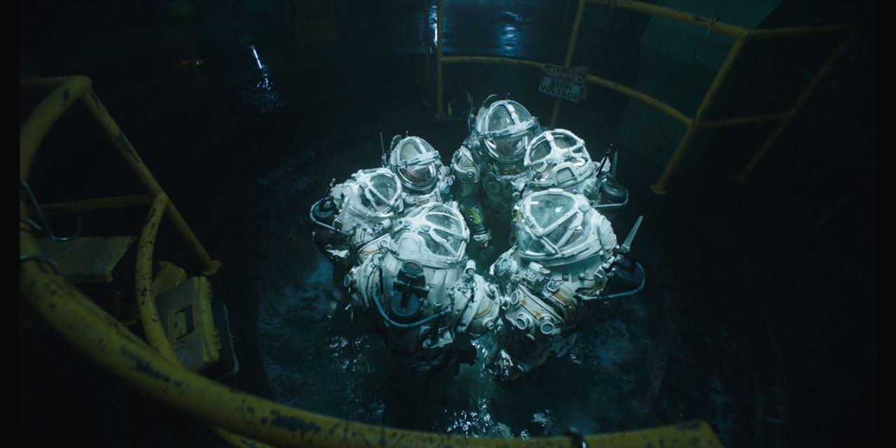 Underwater : Photo