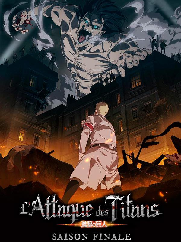 Watch Shingeki no Kyojin Season 4 Subbed & Dubbed Online