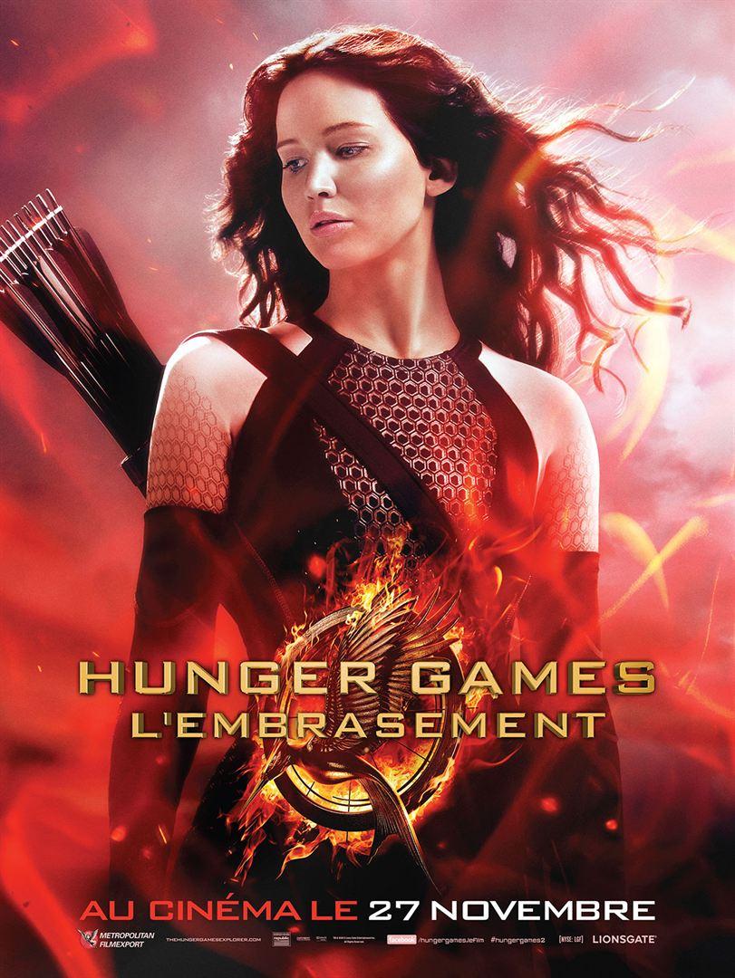 Hunger Games L'embrasement Regarder Gratuit En Streaming
