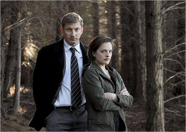 Photo David Wenham, Elisabeth Moss