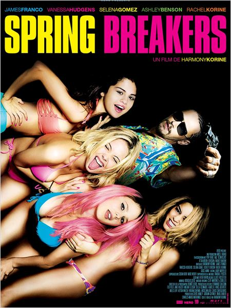 Spring Breakers  FRENCH  [DVDRiP]
