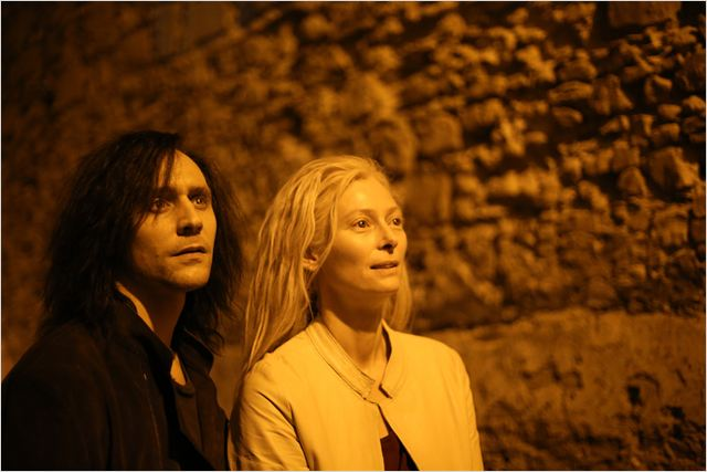 Only Lovers Left Alive : Photo Tilda Swinton, Tom Hiddleston