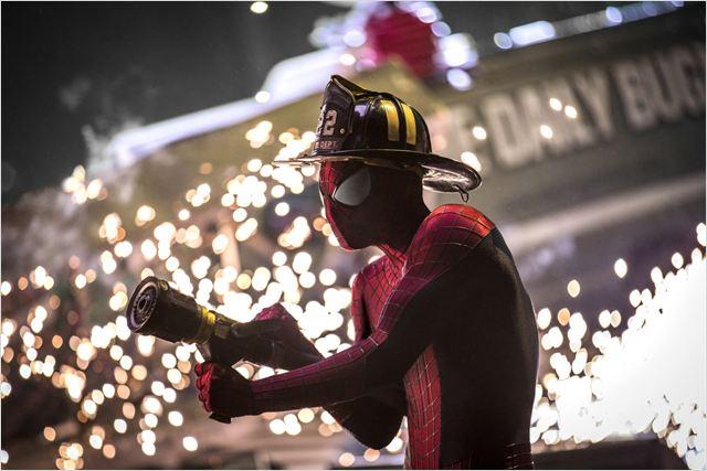 The Amazing Spider-Man : le destin d'un Héros : Photo Andrew Garfield