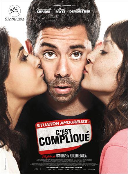 Situation amoureuse : C'est compliqué : Affiche