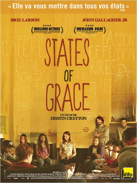 States of Grace : Affiche