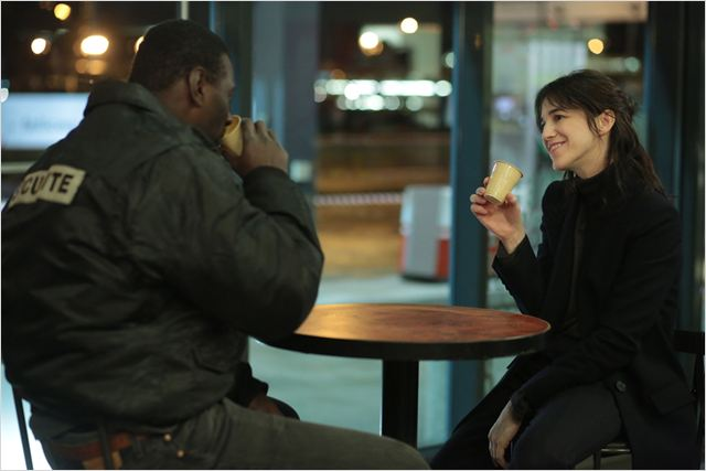 Samba : Photo Charlotte Gainsbourg, Omar Sy