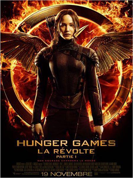 Hunger Games - La Révolte : Partie 1 [WEBRiP] [MULTI]