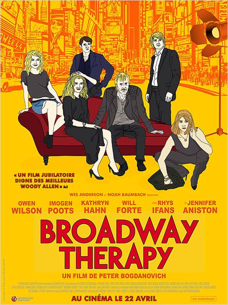 Broadway Therapy : Affiche