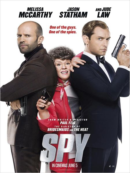 Spy [HDRip] [TrueFrench]