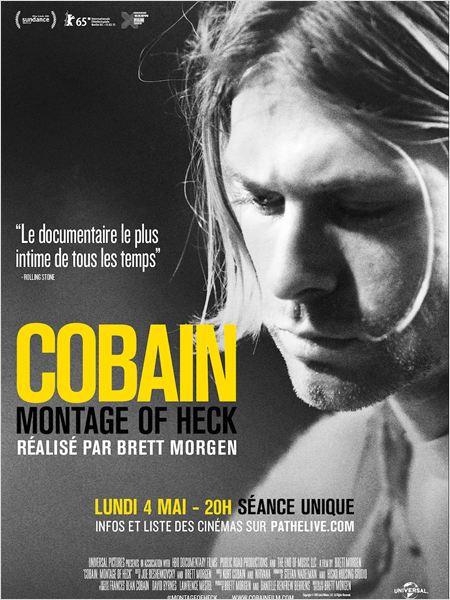 Kurt Cobain: Montage of Heck [Blu-Ray 1080p] [VOSTFR]