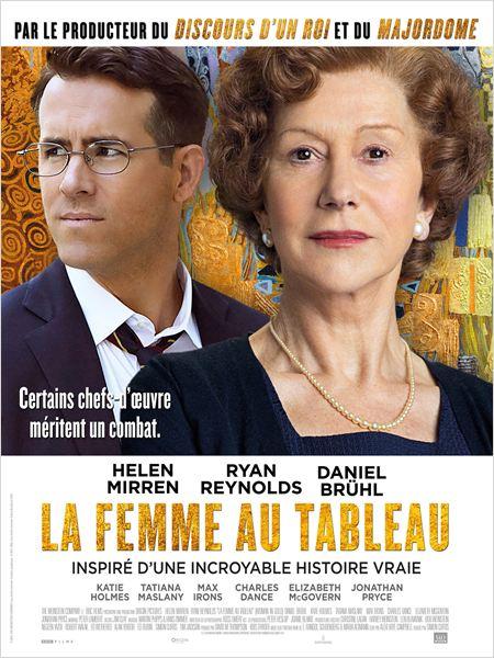 La femme au tableau [Blu-Ray 720p] [Francais]