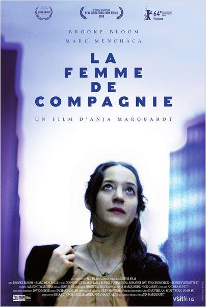 La Femme de compagnie : Affiche