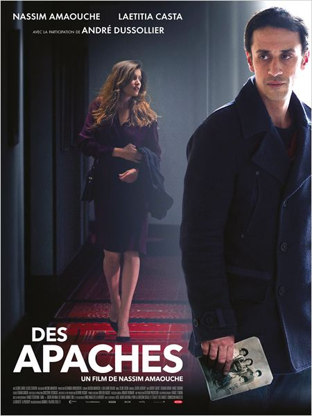 Des Apaches : Affiche