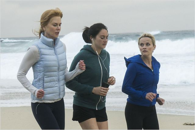 Photo Nicole Kidman, Reese Witherspoon, Shailene Woodley