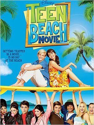 Teen Beach Movie  [DVDRiP] [FRENCH] [MULTI]