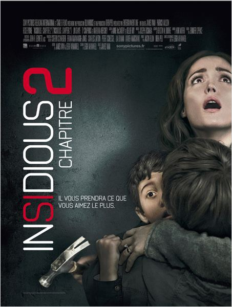 Insidious : Chapitre 2 |FRENCH| [DVDRiP]