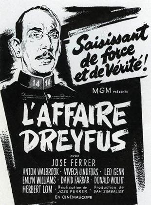 L'affaire Dreyfus (film, 1958) : l'affaire, dreyfus, (film,, 1958), L'Affaire, Dreyfus, AlloCiné
