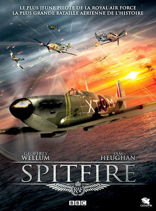 La Bataille D'angleterre Streaming : bataille, d'angleterre, streaming, Spitfire, AlloCiné