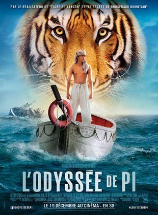 L Odyssée De Pi Livre : odyssée, livre, L'Odyssée, AlloCiné