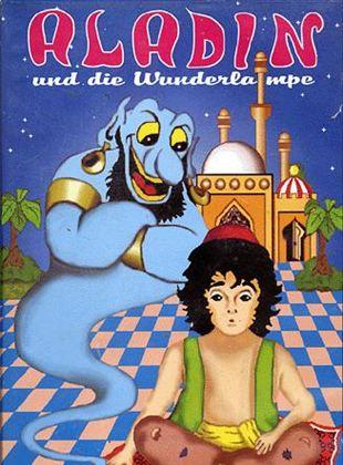 Aladdin Et La Lampe Magique : aladdin, lampe, magique, Aladin, Lampe, Magique, AlloCiné