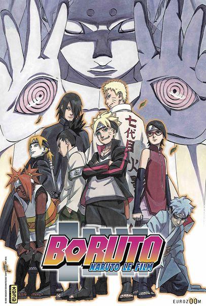 Boruto : Naruto, le film [BDRip] Francais