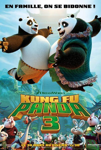 Kung Fu Panda 3 [Blu-Ray 720p] [MULTI]