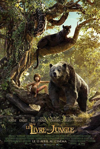 Le Livre de la jungle [BDRip] Francais