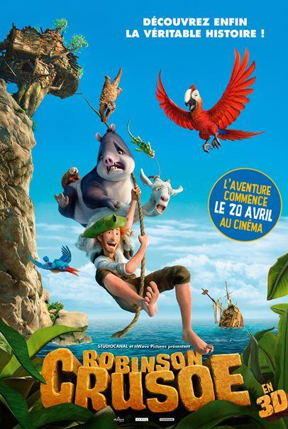 Robinson Crusoe [DVDRiP] Francais