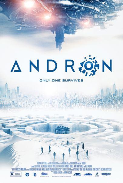 Andron - The Black Labyrinth [HDRip] Francais