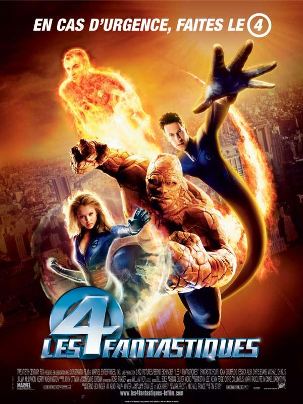 Les 4 Fantastique 2005 : fantastique, Achat, Fantastiques, AlloCiné