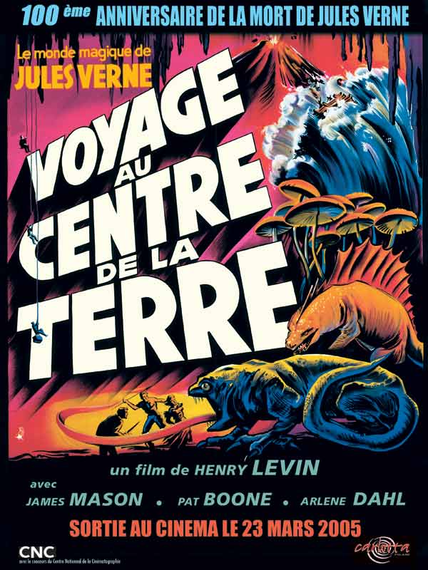 Voyage Au Centre De La Terre Film Streaming : voyage, centre, terre, streaming, Achat, Voyage, Centre, Terre, AlloCiné