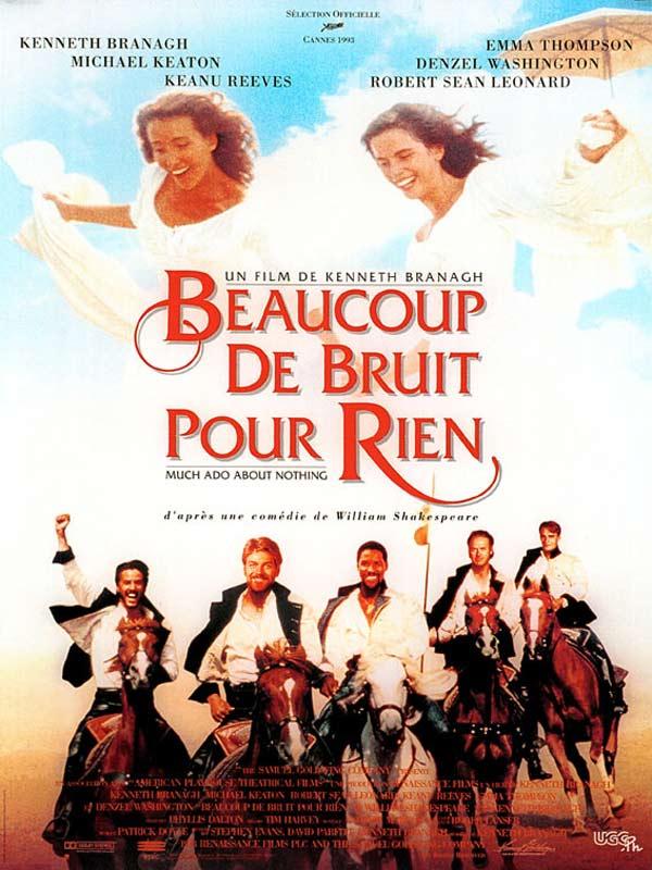 Beaucoup De Bruit Pour Rien Film : beaucoup, bruit, Achat, Beaucoup, Bruit, AlloCiné