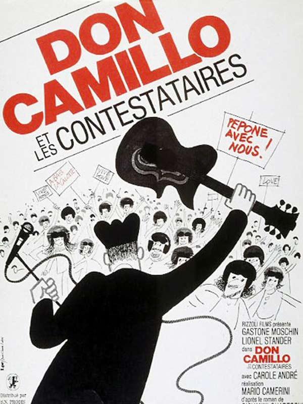 Don Camillo Et Ses Contestataires : camillo, contestataires, Camillo, Contestataires, AlloCiné