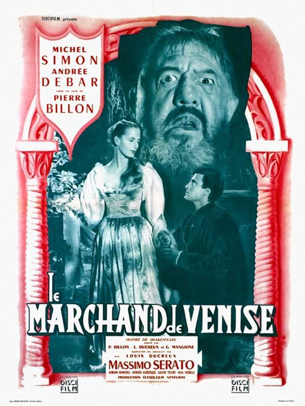 Le Marchand De Venise Film : marchand, venise, Marchand, Venise, AlloCiné