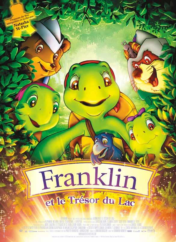 Franklin (série Télévisée) : franklin, (série, télévisée), Anecdotes, Franklin, Trésor, AlloCiné