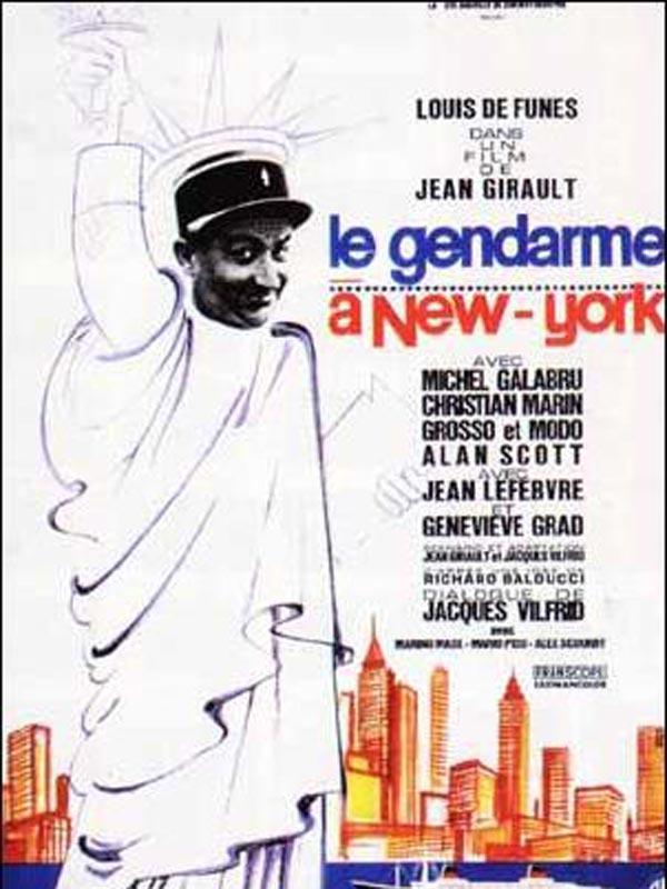 Le Gendarme A New York Film Complet En Francais Gratuit : gendarme, complet, francais, gratuit, Gendarme, AlloCiné
