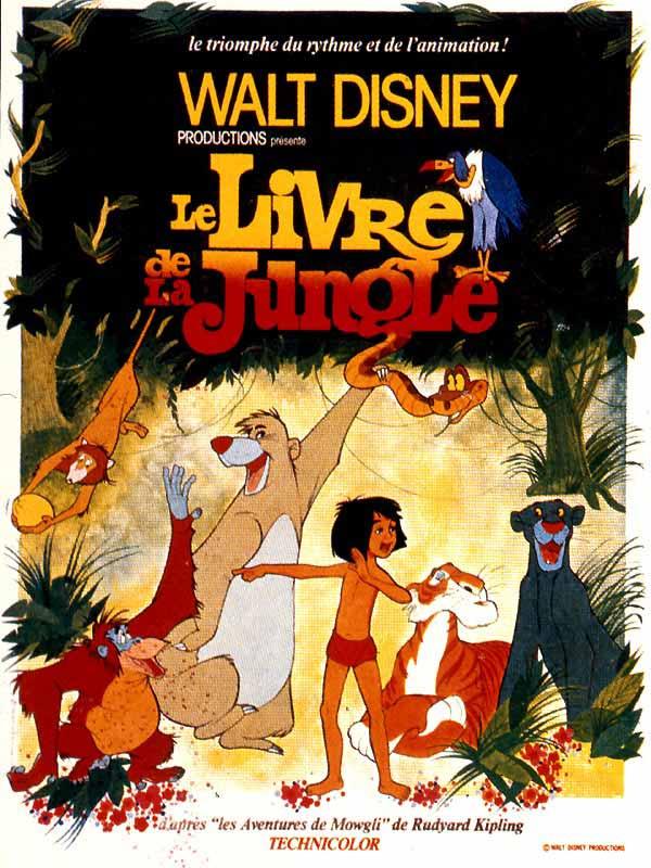 Le Livre De La Jungle Avis : livre, jungle, Critique, Livre, Jungle, AlloCiné