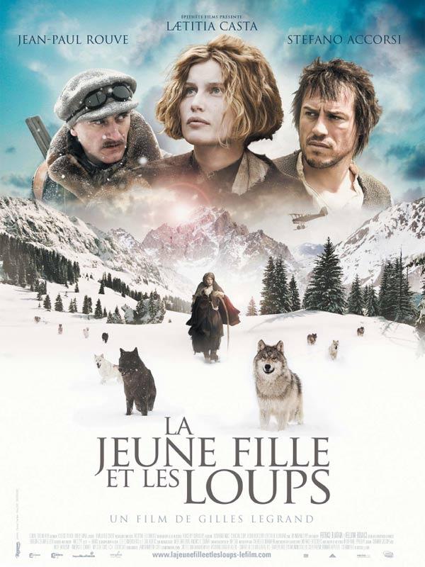 La Jeune Fille Et Les Loups Film : jeune, fille, loups, Jeune, Fille, Loups, AlloCiné