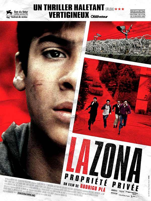La Zona proprit prive  film 2007  AlloCin