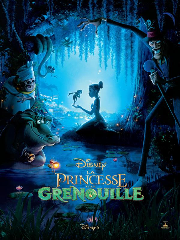 La Princesse Et La Grenouille Film : princesse, grenouille, Achat, Princesse, Grenouille, AlloCiné