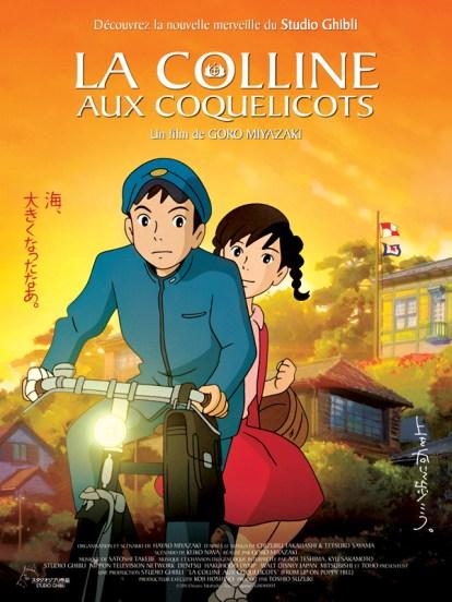 La Colline aux Coquelicots - film 2011 - AlloCiné