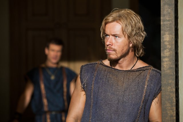 Spartacus  Photo Simon Merrells Todd Lasance  25 sur