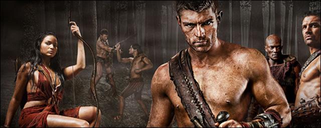 Spartacus Netflix Series