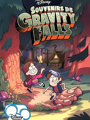 Gravity Falls Anime Wallpaper Souvenirs De Gravity Falls S 233 Rie Tv 2012 Allocin 233