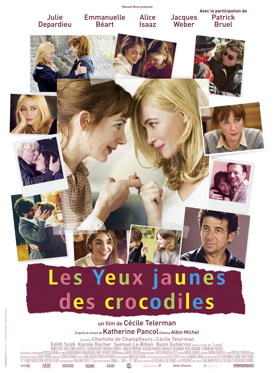 La Valse Lente Des Tortues Film : valse, lente, tortues, Anecdotes, Jaunes, Crocodiles, AlloCiné