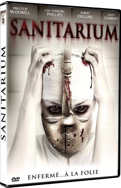 Film D Horreur Hopital Psychiatrique : horreur, hopital, psychiatrique, Achat, Sanitarium, AlloCiné